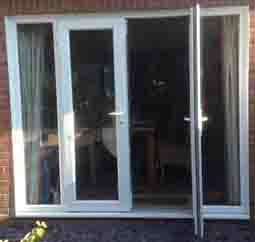 French Doors installed in Hertfordshire